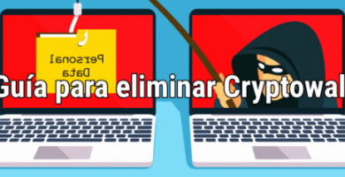 Eliminar virus cryptowall